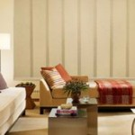 Hunter Douglas Skyline Vertical Gliding Window Panels in Greenwich, Connecticut (CT)
