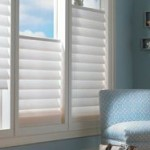 Hunter Douglas Vignette Modern Roman Shades in Greenwich, Connecticut (CT)