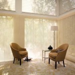 Hunter Douglas Luminette Vertical Sheers in Greenwich, Connecticut (CT)