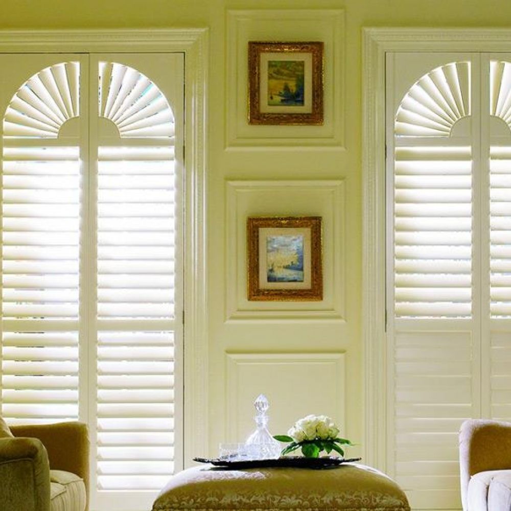 Hunter Douglas Plantation Shutters for Homes in Cos Cob, CT