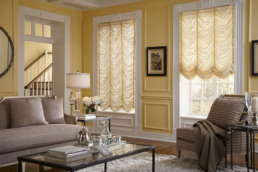 Window Treatments Fabric Shades