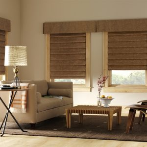 Customizable Roman Shades for Homes in Cos Cob, CT