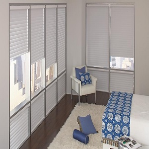 Horizontal Wood Blinds in Greenwich, Connecticut (CT)